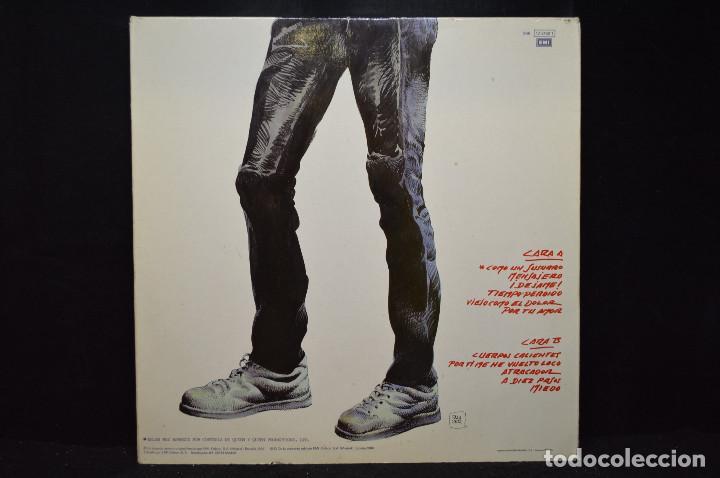 Discos de vinilo: RAMONCÍN - LA VIDA EN EL FILO - LP - Foto 2 - 171087602