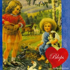 Dischi in vinile: LOS BLOPS - BLOPS (DEL VOLAR DE LAS PALOMAS) - PSYCHEDELIC, PROGRESSIVE, FOLK - 70'S - GUERSSEN/LP. Lote 171092875