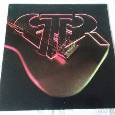 Discos de vinilo: 24-LP GTR, STEVE HACKETT AND STEVE HOME, 1986, . Lote 171105659