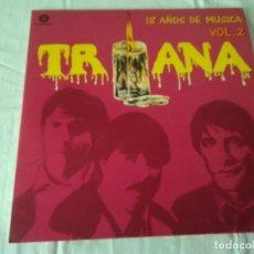Discos de vinilo: 32-LP DOBLE, TRIANA , 18 AÑOS DE MUSICA , VOL 2., 1992. Lote 171106140