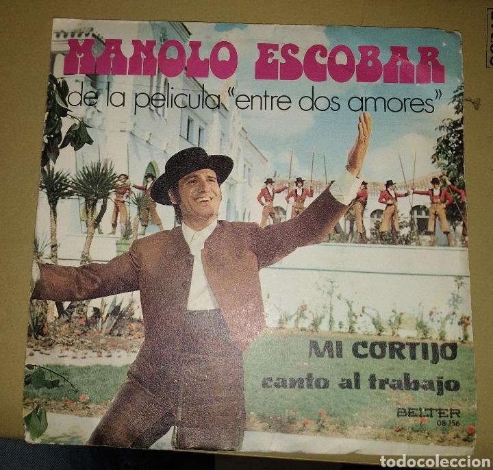 MANOLO ESCOBAR - MI CORTIJO (Música - Discos - Singles Vinilo - Solistas Españoles de los 70 a la actualidad)