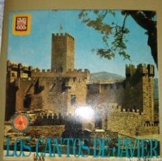 Discos de vinilo: LOS CANTOS DE JAVIER. Lote 171112278