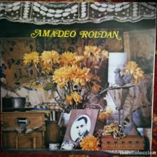 Discos de vinilo: AMADEO ROLDAN (1900-1939) POR LA ORQUESTA SINFÓNICA DE CUBA. Lote 171126464