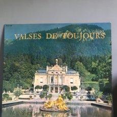 Discos de vinilo: VALSES DE TOUJOURS. HANS KRAMER. Lote 171127714