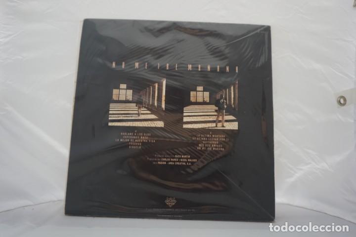 Discos de vinilo: VINILO LP - ANTONIO VEGA NO ME IRÉ MAÑANA / 4P-025LE - Foto 2 - 171131304