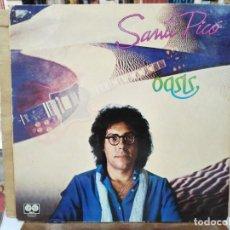 Discos de vinilo: SANTI PICÓ - OASIS - LP. DEL SELLO AUVI 1980. Lote 171139857