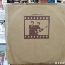 Discos de vinilo: LOS SECRETOS - DIRECTO MADRID 28/02/1988 - LP. DEL SELLO TWINS. Lote 171140247