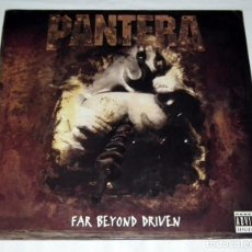 Discos de vinilo: LP PANTERA - FAR BEYOND DRIVEN. Lote 171147953