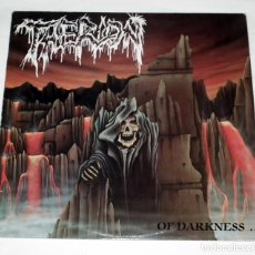 Discos de vinilo: LP THERION - OF DARKNESS.... Lote 171148222
