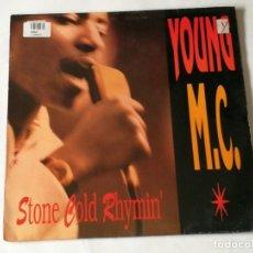 Discos de vinilo: YOUNG MC - STONE COLD RHYMIN' - LP - 1989. Lote 171148355