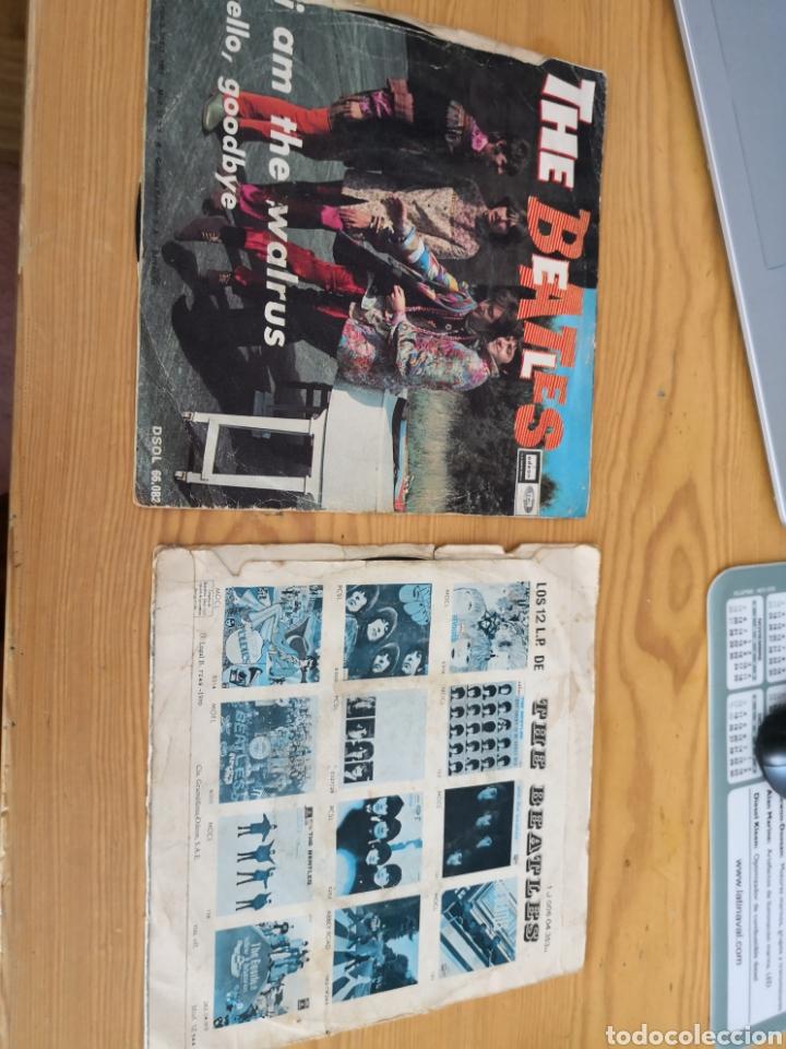 Discos de vinilo: 2 singles the beatles - Foto 4 - 171166213