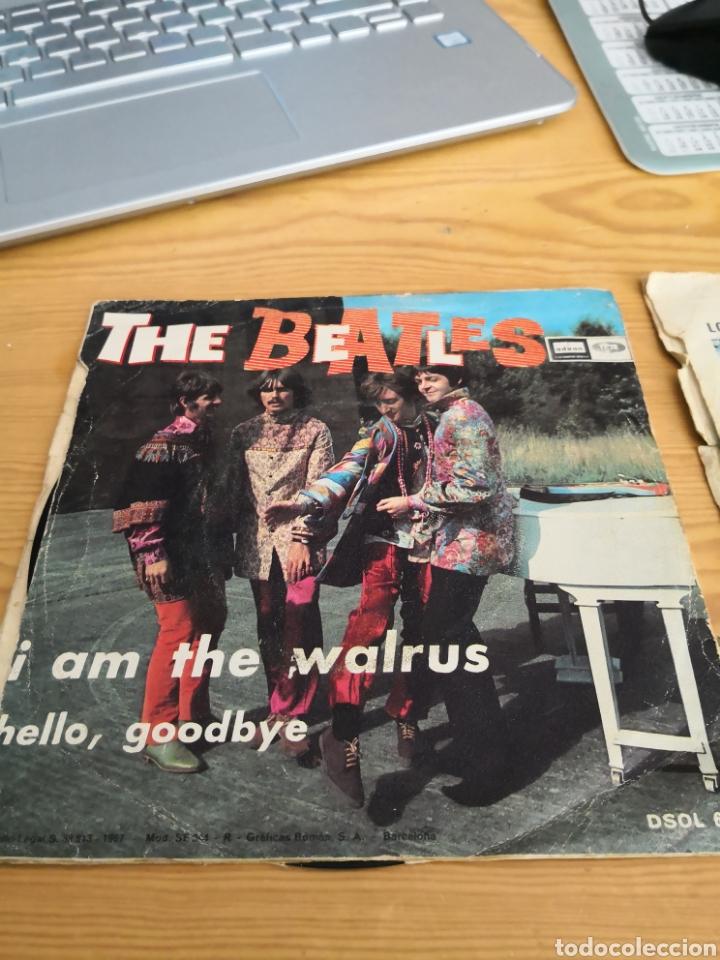 Discos de vinilo: 2 singles the beatles - Foto 6 - 171166213