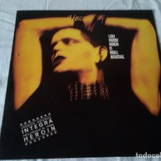 Discos de vinilo: 38-LP LOU REED , ROCK AND ROLL ANIMAL, 1977. Lote 171167438