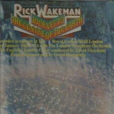 Discos de vinilo: RICK WAKEMAN JOURNEY. Lote 171168460