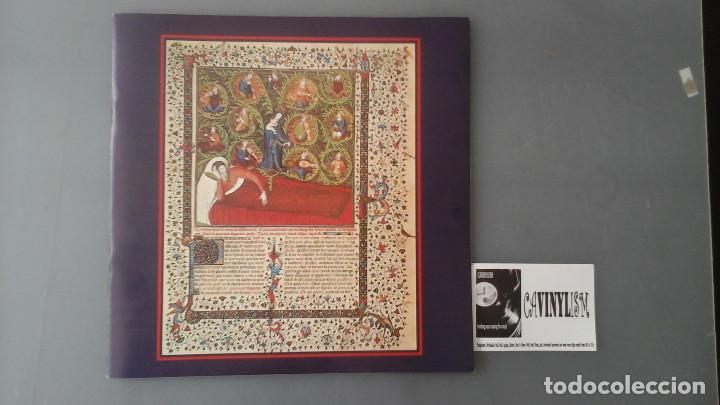 Discos de vinilo: The Early Music Consort Of London / David Munrow ?– La música de la era gótica Caja - Foto 2 - 171175232
