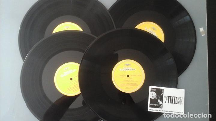 Discos de vinilo: La dame de Pique - Tchaikovsky - Rostropovitch - Caja Deutsche Grammophon - Foto 3 - 171175274