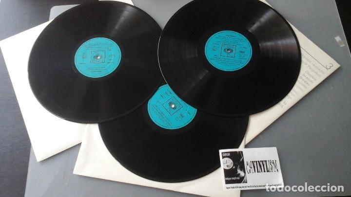 Discos de vinilo: Stravinsky Dirige 4 grandes Ballets (Apollo; Orpheus; Pulcinella; El beso del Hada) Caja Columbia - Foto 3 - 171180913