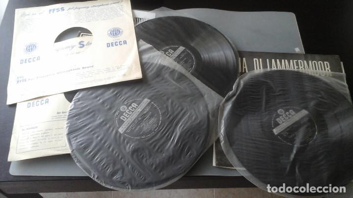 Discos de vinilo: Joan Sutherland - John Pritchard - Lucia Di Lammermoor Caja Decca ?– MET 212-13-14 - Foto 4 - 171180964
