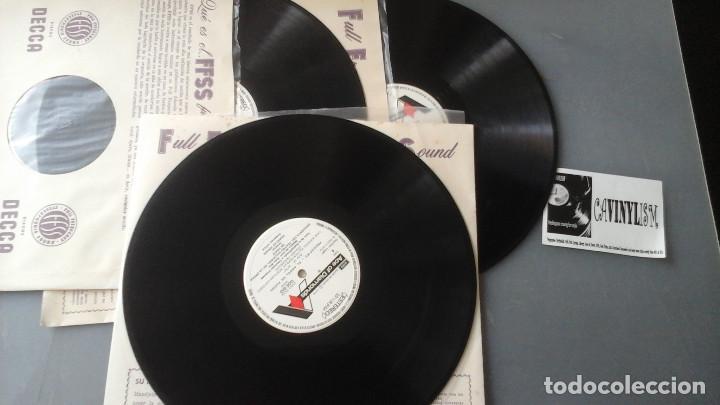 Discos de vinilo: Prokofiev, Charles Bruck - Angel de Fuego Caja de 3 Lps - Foto 3 - 171182779