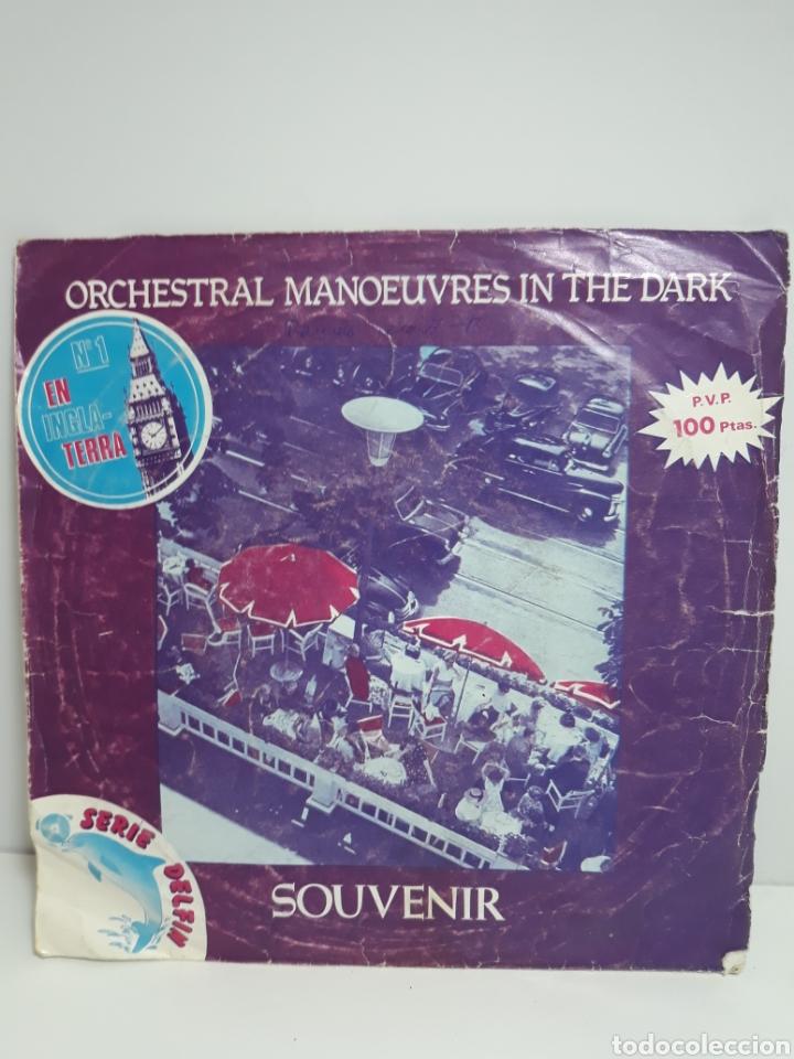 OMD SINGLE ORCHESTRAL MANEUVERS IN THE DARK SUVENIR (Música - Discos - Singles Vinilo - Otros estilos)