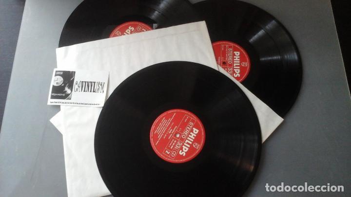 Discos de vinilo: Rossini - Jose Carreras, Frederica Von Stade - Otello Caja 3 Lps Philips - Foto 3 - 171184835