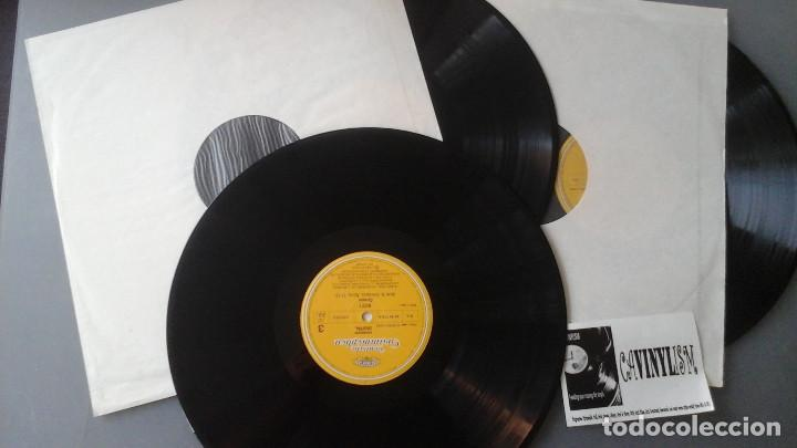 Discos de vinilo: Bizet - Karajan - Carmen Caja con 3 Lps Deutsche Grammophon 2741 025 - Foto 4 - 171189053