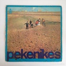Discos de vinilo: LP - LOS PEKENIKES (HH 11-114). Lote 178986980