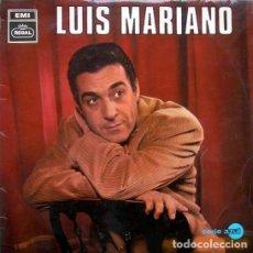 Discos de vinilo: LUIS MARIANO: VIOLETAS IMPERIALES, ETC - LP REGAL SPAIN 1968. Lote 171195842