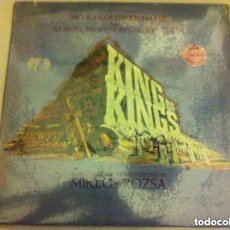Discos de vinilo: KING OF KINGS - PRECINTADO- 1986 - LP. Lote 171198622