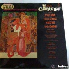 Discos de vinilo: CAMELOT - LP. Lote 171198807