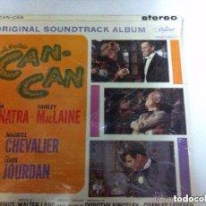 Discos de vinilo: CAN-CAN (DISCO INGLÉS)- NUEVO. Lote 171198899