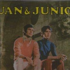 Discos de vinilo: JUAN Y JUNIOR. Lote 171224295