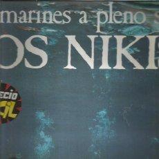 Discos de vinilo: NIKIS SUBMARINES. Lote 171226245