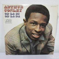 Discos de vinilo: ARTHUR CONLEY. OB-LA-DI. OB-LA-DA. LP VINILO. ATLANTIC HISPAVOX 1969. VER FOTOGRAFIAS ADJUNTAS. Lote 171231452