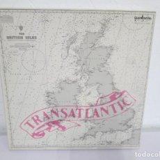 Discos de vinilo: TRANSATLANTIC. INGLATERRA. ESCOCIA. IRLANDA. 3 LP VINILO. 1982. VER FOTOGRAFIAS ADJUNTAS. Lote 171244720