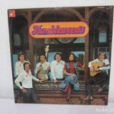 Discos de vinilo: TUMBLEWEEDS. LP VINILO. BASF 1976. VER FOTOGRAFIAS ADJUNTAS. Lote 171245330
