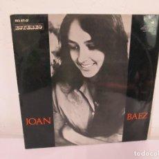 Discos de vinilo: JOAN BAEZ. LP VINILO. HISPAVOX. 1967. VER FOTOGRAFIAS ADJUNTAS. Lote 171245729