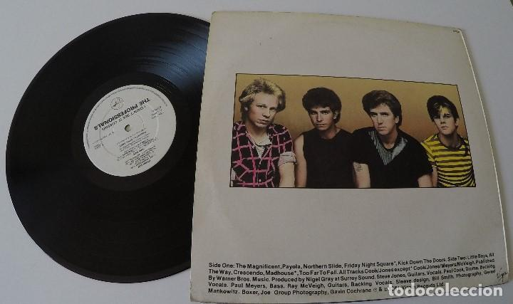 Discos de vinilo: The Professionals - I Didnt See It Coming - Foto 2 - 171251188