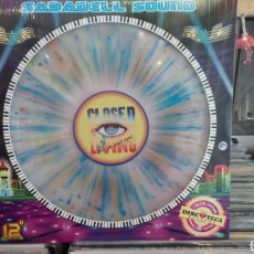 Discos de vinilo: CLOSED IN YOUR EYES. MAXI SINGLE PICTURE DISC - NUEVO - PRECINTADO -. Lote 171252720