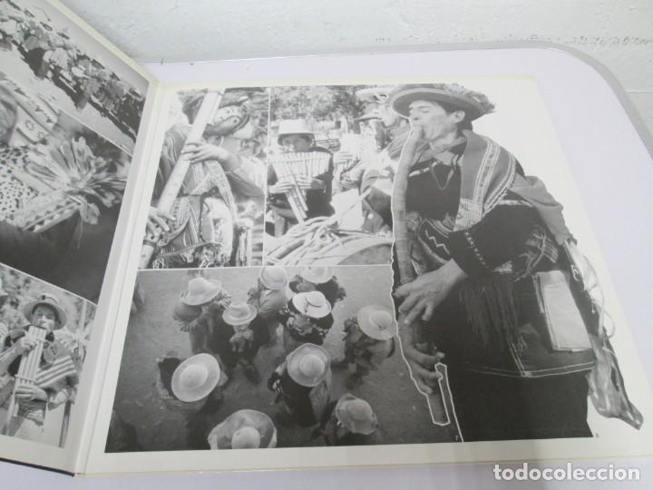 Discos de vinilo: MUSIK IM ANDENHOCHLAND. BOLIVIEN. 2 LP VINILO. MUSEUM COLLECTION BERLIN. VER FOTOGRAFIAS ADJUNTAS - Foto 3 - 171256734