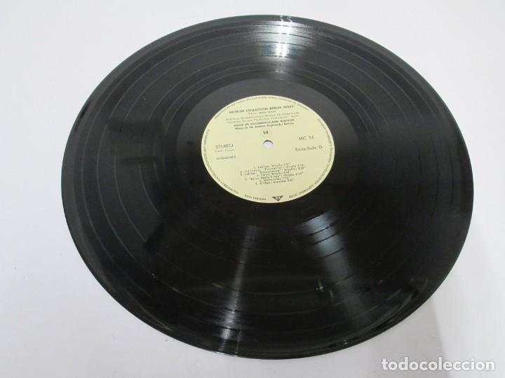 Discos de vinilo: MUSIK IM ANDENHOCHLAND. BOLIVIEN. 2 LP VINILO. MUSEUM COLLECTION BERLIN. VER FOTOGRAFIAS ADJUNTAS - Foto 18 - 171256734