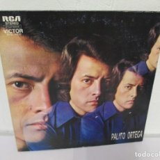 Discos de vinilo: PALITO ORTEGA. LP VINILO. RCA VICTOR. 1979. VER FOTOGRAFIAS ADJUNTAS. Lote 171257872