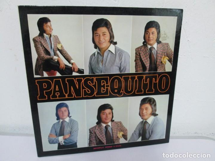 PANSEQUITO. LP VINILO. MOVIEPLAY. 1974. VER FOTOGRAFIAS ADJUNTAS (Música - Discos - LP Vinilo - Flamenco, Canción española y Cuplé)