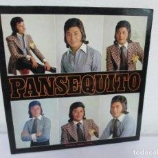 Discos de vinilo: PANSEQUITO. LP VINILO. MOVIEPLAY. 1974. VER FOTOGRAFIAS ADJUNTAS. Lote 171259139