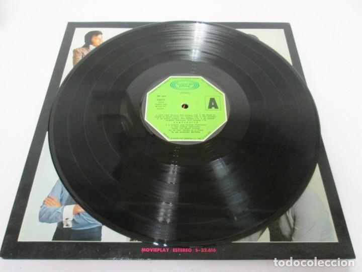 Discos de vinilo: PANSEQUITO. LP VINILO. MOVIEPLAY. 1974. VER FOTOGRAFIAS ADJUNTAS - Foto 4 - 171259139