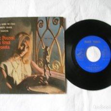 Discos de vinilo: DISCO DE FRANK POURCEL Y SU GRAN ORQUESTA. Lote 171263254