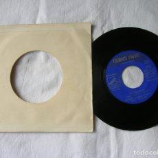 Discos de vinilo: DISCO DE GEORGES JOUVIN,LET KISS CLUB Y LETKISS ,L'ORANGE, S'IL FAUT UN JOUR. Lote 171263468