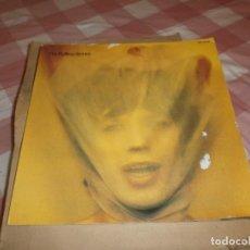 Discos de vinilo: THE ROLLING STONES GOAT´S HEAD SOUP LP HISPAVOX 1973 CARATULA TOCADA DISCO CREO QUE SIN USAR . Lote 171264105