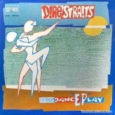Discos de vinilo: DIRE STRAITS - EXTENDEDANCEPLAY - MAXI-SINGLE SPAIN 1983. Lote 171278253