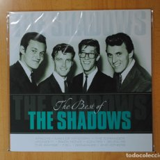 Discos de vinilo: THE SHADOWS - THE BEST OF - LP. Lote 171306974